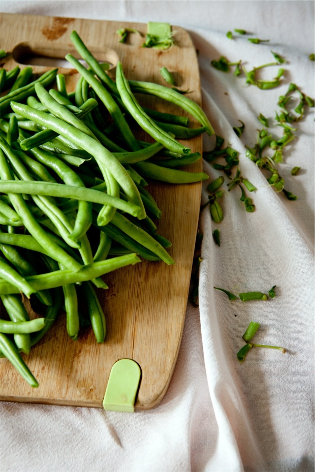 unsplash green beans