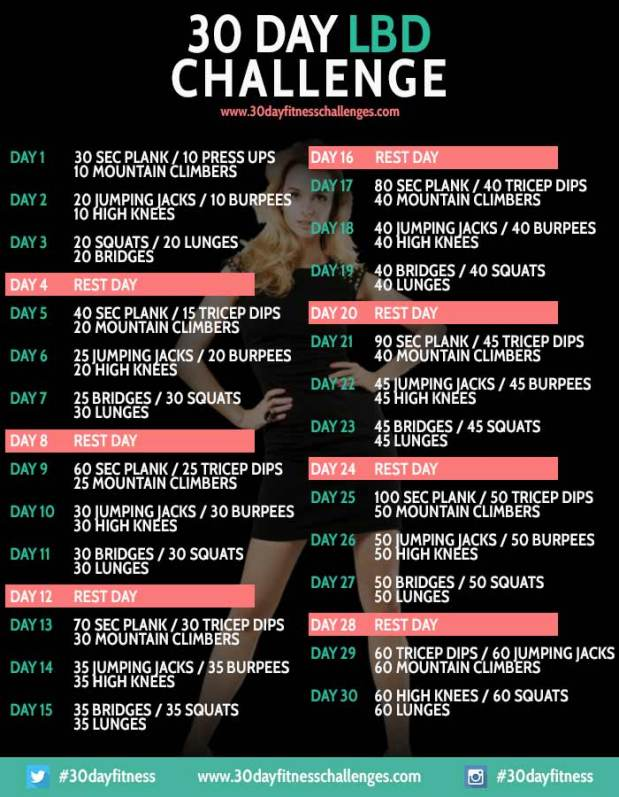 30-day-little-black-dress-challenge-chart